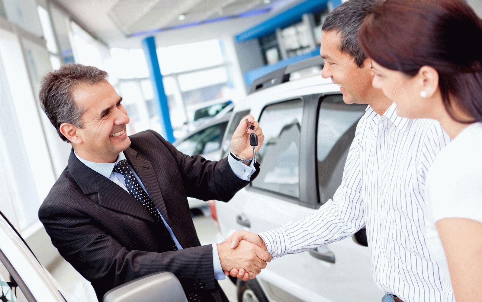 работа в автосалоне продавец консультант для